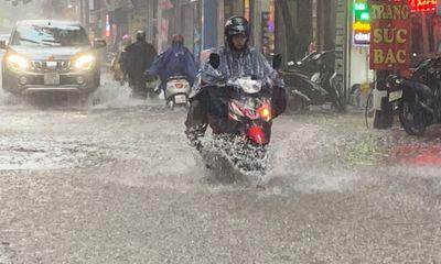 Tin tức dự báo thời tiết hôm nay 11/8: Bắc Bộ tiếp tục mưa lớn