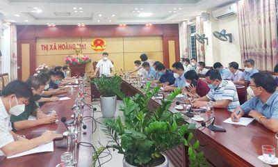 3 lãnh đạo phường ở Nghệ An bị tạm đình chỉ công tác vì để F0 xuất hiện trong cộng đồng