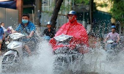 Tin tức dự báo thời tiết hôm nay 14/8: Miền Bắc mưa to