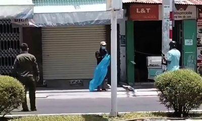 Công an nổ súng trấn áp người nghiện ma túy dương tính SARS-CoV-2 trốn cách ly