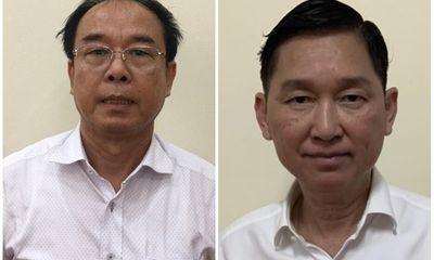 Khai trừ ra khỏi Đảng 2 cựu Phó Chủ tịch UBND TP.HCM Trần Vĩnh Tuyến và Nguyễn Thành Tài