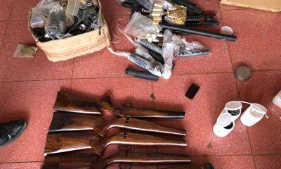Vụ phá đường dây mua bán vũ khí quy mô lớn ở Đắk Nông: Tang vật thu giữ được gì?