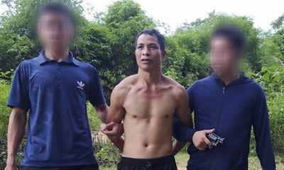Vụ bắt đối tượng truy nã toàn quốc tại Điện Biên: 1 tháng lẩn trốn, nghi phạm ẩn nấp ở đâu?