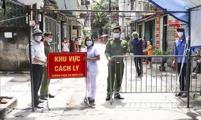 Hà Nội ghi nhận thêm 33 ca dương tính SARS-CoV-2, riêng ổ dịch Thanh Xuân 13 ca