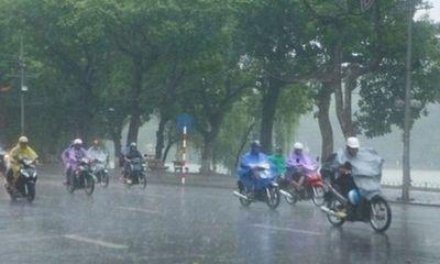 Tin tức dự báo thời tiết hôm nay 31/8: Hà Nội có lúc mưa rào và dông