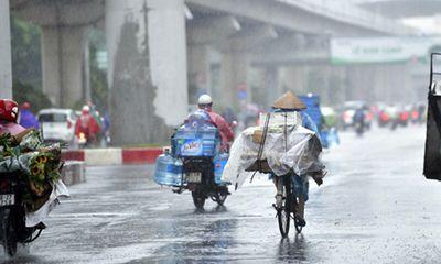 Tin tức dự báo thời tiết hôm nay 3/9: Cảnh báo mưa lớn ở Bắc Bộ