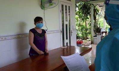 Bắt tạm giam người phụ nữ khai báo gian dối, làm lây lan dịch COVID-19