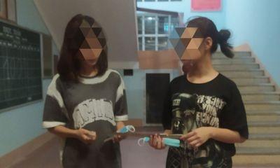 Nghỉ lễ 2/9, 2 nữ sinh Bắc Giang mang theo dao kiếm