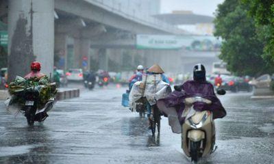 Tin tức dự báo thời tiết hôm nay 6/9: Hà Nội tiếp tục có mưa lớn