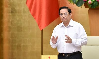 Thủ tướng Phạm Minh Chính: Kiểm soát tốt dịch bệnh là yếu tố quyết định phục hồi kinh tế