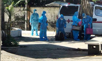 Thêm 9 bệnh nhân tại bệnh viện Tâm thần Quảng Nam dương tính SARS-CoV-2