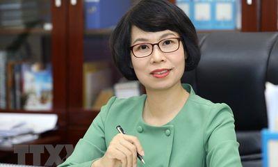 Bổ nhiệm nữ Tổng giám đốc đầu tiên của Thông tấn xã Việt Nam