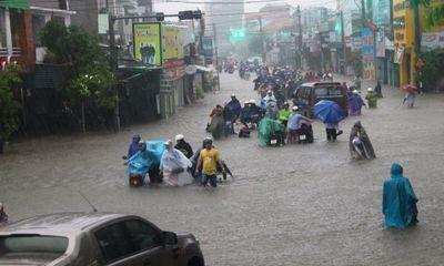 Tin tức dự báo thời tiết hôm nay 11/9: Bão số 5 hướng Quảng Nam- Quảng Trị, miền Trung mưa lớn