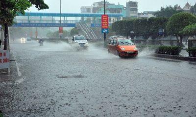 Tin tức dự báo thời tiết hôm nay 12/9: Bão số 5 đổ bộ, miền Trung mưa lớn