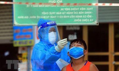 Hà Nội: Không bắt buộc xét nghiệm COVID-19 đối với trẻ dưới 12 tuổi