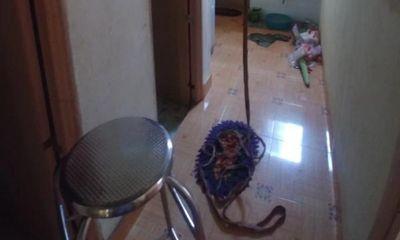 Điều tra vụ nam sinh lớp 10 tử vong trong tư thế treo cổ tại nhà riêng