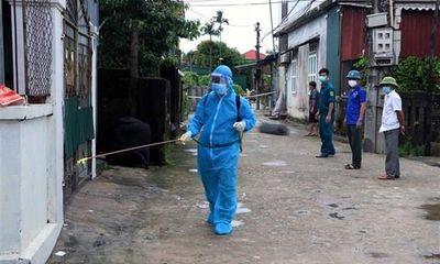 Lơ là chống dịch, bí thư, chủ tịch phường ở Quy Nhơn bị tạm đình chỉ công tác