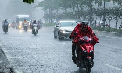 Tin tức dự báo thời tiết hôm nay 15/9: Bắc Bộ mưa to