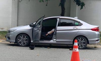 Bí thư thị trấn ở Bình Dương tử vong trong xe ô tô đậu ven đường