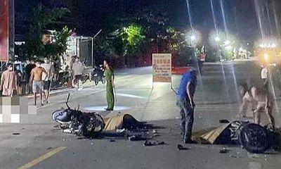 Vụ tai nạn giao thông kinh hoàng ở Hà Tĩnh, 3 thanh niên tử vong: Một thi thể văng xuống cống