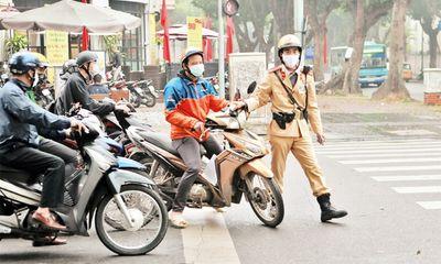 Những lỗi vi phạm giao thông đường bộ bị phạt cảnh cáo, ai cũng cần nắm rõ