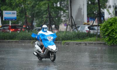 Tin tức dự báo thời tiết hôm nay 20/9: Hà Nội có mưa rải rác