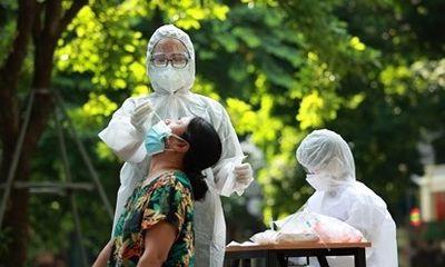Sáng ngày 20/9, Hà Nội ghi nhận 1 ca mắc COVID-19 tại cộng đồng