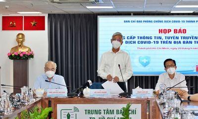 TP.HCM dự kiến chi hơn 7.000 tỷ đồng hỗ trợ người dân