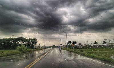 Tin tức dự báo thời tiết hôm nay 24/9: Cả nước mưa dông