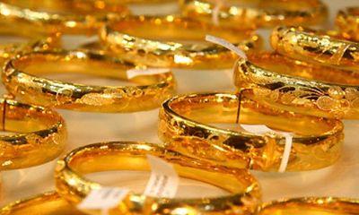Giá vàng hôm nay ngày 24/9: Giá vàng SJC lao dốc,