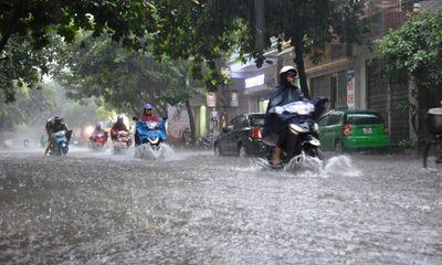 Tin tức dự báo thời tiết hôm nay 25/9: Miền Bắc mưa lớn