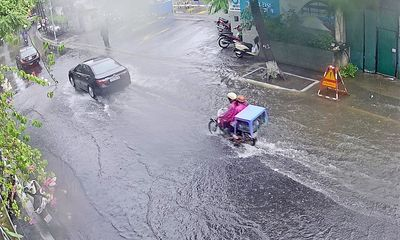 Tin tức dự báo thời tiết hôm nay 27/9: Bắc Bộ tiếp tục mưa lớn, cảnh báo sạt lở ở nhiều nơi