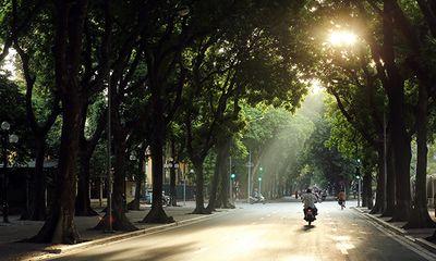Tin tức dự báo thời tiết hôm nay 28/9: Hà Nội ban ngày hửng nắng, chiều tối mưa rào