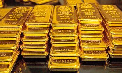 Giá vàng hôm nay ngày 29/9: Giá vàng SJC giảm mạnh, xuống mức 56 triệu đồng/lượng