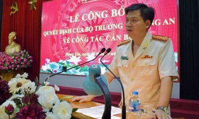 Tân Giám đốc Công an tỉnh Hưng Yên là ai?