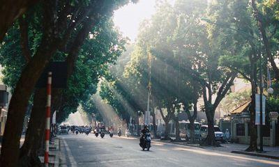 Tin tức dự báo thời tiết hôm nay 30/9: Hà Nội nắng đẹp