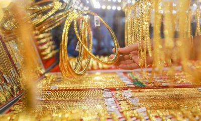 Giá vàng hôm nay ngày 30/9: Giá vàng SJC giảm thêm 100.000 đồng/lượng