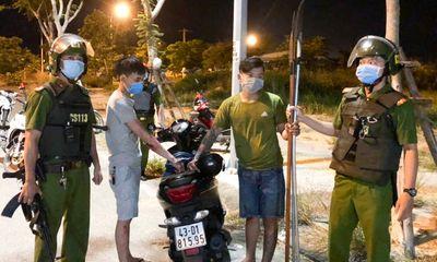 Cảnh sát 113 nổ súng chỉ thiên, ngăn 30 thanh niên chuẩn bị hỗn chiến trong đêm