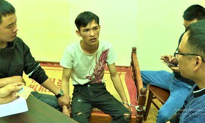 Diễn biến mới nhất vụ thanh niên sát hại tài xế xe ôm bằng nhiều nhát dao