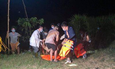 Vụ người đàn ông đuối nước thương tâm khi đi câu cá: Tìm thấy thi thể trong đêm