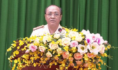 Chân dung tân Giám đốc công an Vĩnh Long vừa được bổ nhiệm
