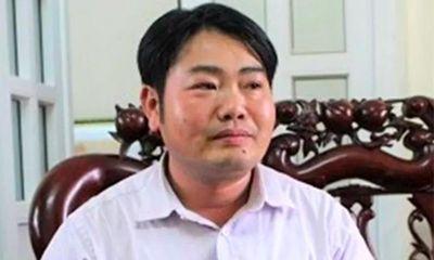 Nguyên Chủ tịch xã ở Thanh Hóa bị bắt