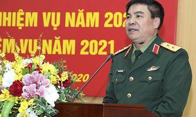 Chân dung tân Chính ủy Quân khu 2 vừa được bổ nhiệm