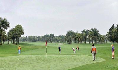 Từ 12h hôm nay, Hà Nội dừng hoạt động sân golf