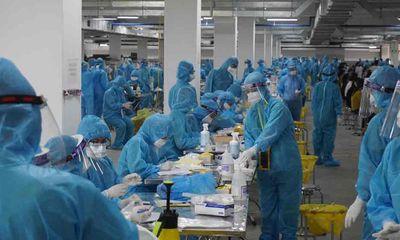 Thêm 159 ca dương tính SARS-CoV-2, Thứ trưởng bộ Y tế nhấn mạnh 4 vấn đề Bắc Giang cần tập trung