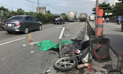 Ngã xuống đường, thanh niên 25 tuổi bị xe ben cán tử vong thương tâm