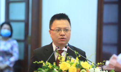 Ông Lê Quốc Minh được bổ nhiệm giữ chức Tổng Biên tập Báo Nhân Dân