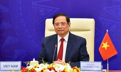 Thủ tướng Phạm Minh Chính đề xuất 5 phương châm, 6 nội dung để chung tay xây dựng châu Á hậu COVID-19