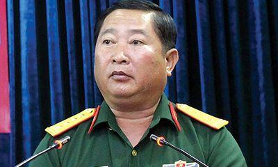 Phó tư lệnh Quân khu 9 Trần Văn Tài bị cách hết chức vụ trong Đảng
