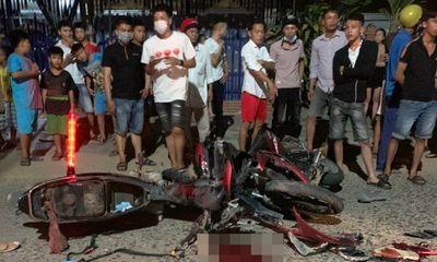 Tin tức tai nạn giao thông ngày 2/6: 2 xe máy nát bét sau cú đấu đầu, 1 người tử vong